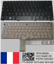 Clavier Azerty Français DELL Mini 10 Mini 10 V10112AK1 PK1306H4A31 0X993K Noir