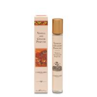L'erbolario Mini Perfume Vanilla&Ginger With A Sweet Spirit Slightly Spicy 15ml