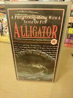Alligator. VHS