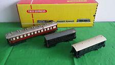 1945-1969 Modellbahnen der Spur H0 aus Weißmetall für Gleichstrom & -Produkte