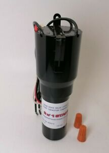 RCO210 3 in 1 Hard Start Capacitor Relay Overload 1/12 hp- 1/2 hp Compressor