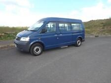 Volkswagen Minibuses, Buses & Coaches with Rear Seat Belts