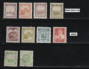 J063 Japan Manchukuo Collection