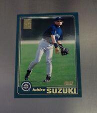 2001 Topps ROOKIE RC Ichiro Suzuki #726 Seattle Mariners !AWESOME!