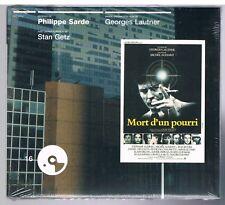 MORT D'UN POURRI PHILIPPE SARDE / STAN GETZ G. LAUTNER OST CD F.C. SIGILLATO!!!
