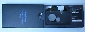 Panasonic VW-TCA7E Adapterkassette S-VHS-C, VHS-C auf VHS Kassetten Adapter
