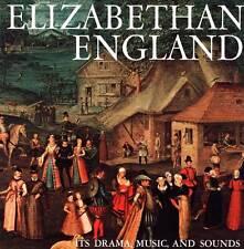 LP ELIZABETHAN ENGLAND DRAMA MUSIC SOUNDS