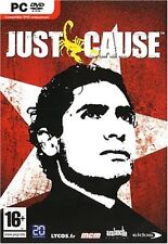 JUST CAUSE       --   NEUF -----   pour PC