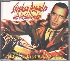 Stephan Remmler  CD-SINGLE  FÄHRT EIN WEIßES SCHIFF NACH HONGKONG  (c) 1991