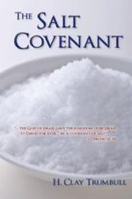 Salt Covenant by H. Clay Trumbull (2000, Trade Paperback)