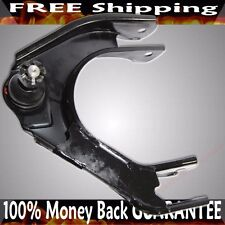 Front LH Driver Side Upper Control Arms Black for 95-00 Chrysler Cirrus