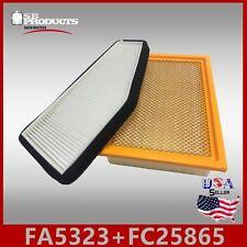 FA5323 FC25685 CA8997 CF10548 ENGINE & CABIN AIR FILTER ~ 2009-2011 TRIBUTE 2.5L