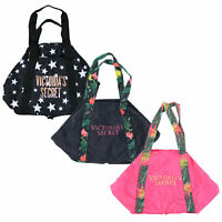Victoria's Secret Duffle Packable Travel Bag Zipper Weekender Tote New Vs Nwt