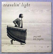 Jazz With Dick Fregulia Travelin' Light LP Blue Koala BK-3 Stereo 1979 VG+/VG+
