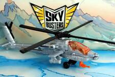 2015 Matchbox Skybusters Mission Force Strike Squad Ah 64 Apache
