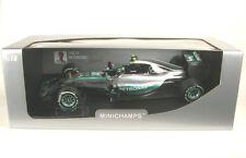 Mercedes AMG F1 W06 Hybride N° 6 2nd Australien GP 2015 (Nico Rosberg)