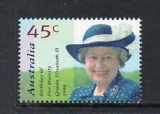 Australie 1998 Queen Elisabeth birthday  postfris/mnh