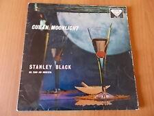 "12"" STANLEY BLACK - CUBAN MOONLIGHT 1958"