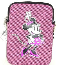Disney Parks Minnie Mouse Pink Metalic Tablet Mini iPad Case D-Tech New
