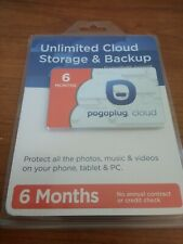 Pogoplug Cloud Storage 6-Month Unlimited FREE SHIPPING