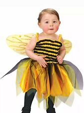 Baby Bee Costume Dress Wings Child 12 - 18 Months