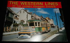 The Western Lines of The Sydney Tramway System | V/G PB, 1993