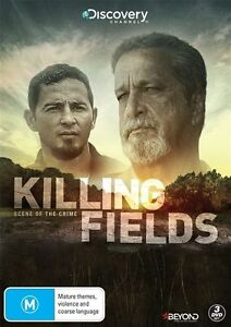Killing Fields: Scene Of The Crime (DVD, 3 Discs) Region 4 - New and Sealed