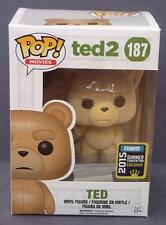 TED 2 Flocked with Remote Control 2015 Comic Con Exclusive Funko Pop! Vinyl