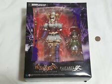 NEW (Read) Harley Quinn No. 4 Batman Arkham Asylum Play Arts Kai Toy Figure Set