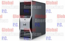 Dell Precision T5400 Workstation 8-Core 3.16GHz 5460 16GB RAM No HDD No OS