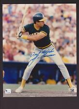 Jose Canseco signed 8X10 w/ COA certificate from GAI
