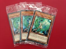 3x Yugioh SEALED Legendary Collection Kaiba Promo Pack Dragon Revival Rhapsody