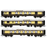 HORNBY Coaches R4871 Pullman 5-BEL 'Brighton Belle' Coach Pack - Era 6