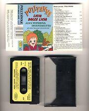Mc POLLYANNA LICIA DOLCE LICIA Bimbo Parade 1987 musicassetta Sigle Tilly Candy