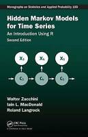 Hidden Markov Models for Time Series. An Introduction Using R, Second Edition by
