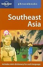 Southeast Asia: Lonely Planet Phrasebook-ExLibrary