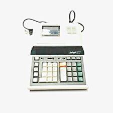 Vintage Ibico 1232 IV Printing Calculator Register Tested (Works)