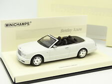 Minichamps 1/43 - Bentley Azure 2007 Blanche