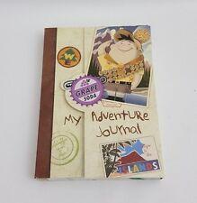 My Adventure Journal Up Disney Pixar Movie Notebook