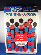 Childrens Game Flip to Win Connect Color Blocks 5 and up Melissa and Doug 6