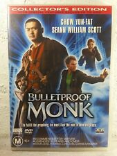 BULLETPROOF MONK DVD - Collectors Edition CHOW YUN-FAT