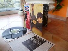 """Beatles""""FOR SALE""""audiophile Japan LP+OBI-EAS-80553-MINT-FOC"""