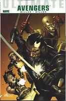 Ultimate Avengers Blade vs. the Avengers TPB (2011 Marvel) OOP SEALED NM