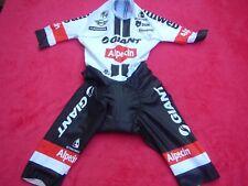 Original Team Giant Alpecin TDF Edition S.Geschke Cycling Zeitfahranzug Neu Rar