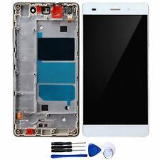 LCD Display Bildschirm Digitizer mit Rahmen Werkzeuge für Huawei P8 Lite ALE-L21