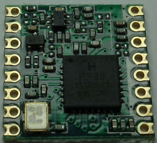 HopeRF RFM96W 433Mhz, LoRa Ultra Long Range Transceiver, SX1276 compatible