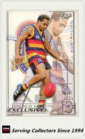 2002 Select AFL Exclusive All Australia Team AA18 Andrew McLeod (Adelaide)