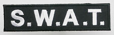 S.W.A.T Flashpoint SWAT Iron-On Embroidered Team Patch - MIX 'N' MATCH - #1N03