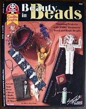 Beauty in Beads Project Book Toho Seed & Bugle Beads Make Divas Goddess Dolls