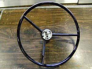 New Repro. Ford Truck Fairlane Falcon Comet Steering Wheel 1961 1962 1963 1964 +